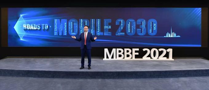 "Huawei's David Wang Talks 10 Wireless Industry Trends in ""Roads to Mobile 2030"