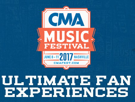 7d381ff17 The entry period for the 2017 CMA Music Festival Ultimate Fan Experience  Drawing contest to win select meet   greets at Fan Fair X or admission to  HGTV ...