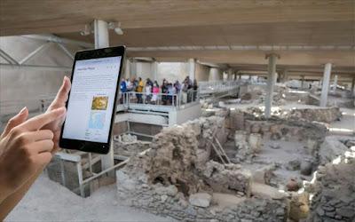 Wi - Fi σε 20 αρχαιολογικούς χώρους και Μουσεία της Ελλάδας
