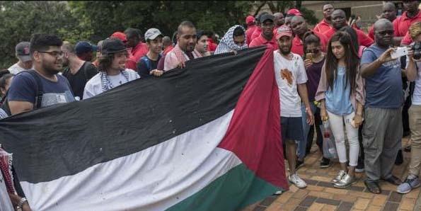 Aksi Solidaritas Al-Aqsa, 8.000 Warga Afrika Selatan Desak Ditutupnya Kedutaan Israel