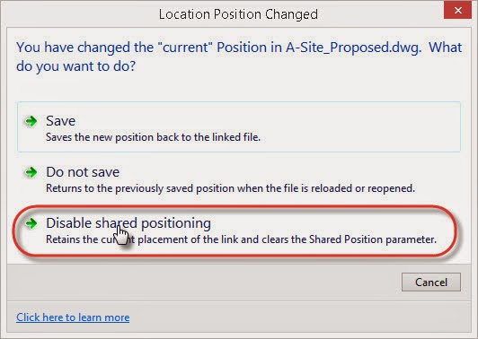 Revit OpEd: Importing CAD Files and By Shared Coordinates