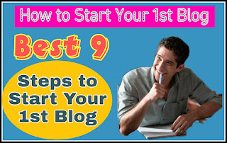 Blogging start cource free download: 9 killer tips
