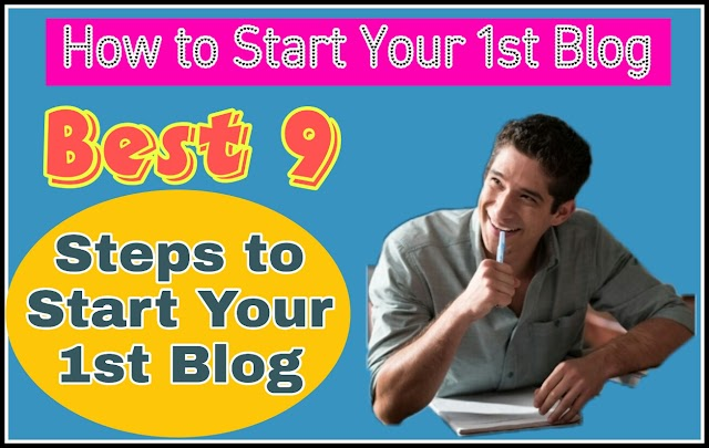 9 killer Tips: You Should Know Before Starting your 1st Blog