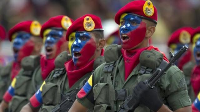 EEUU llama a los militares venezolanos a rebelarse contra Maduro
