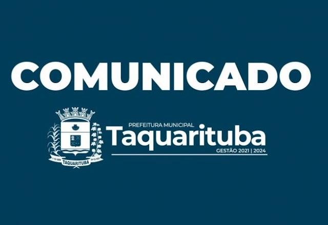 Prefeitura de Taquarituba decreta LEI SECA com MULTA em caso de descumprimento