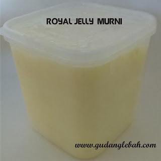 royal jelly untuk kesuburan, royal jelly kesuburan, royal jelly HDI, promil