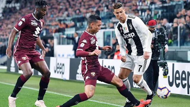 بث مباشر مباراة يوفنتوس وتورينو اليوم 04-07-2020 الدوري الإيطالي