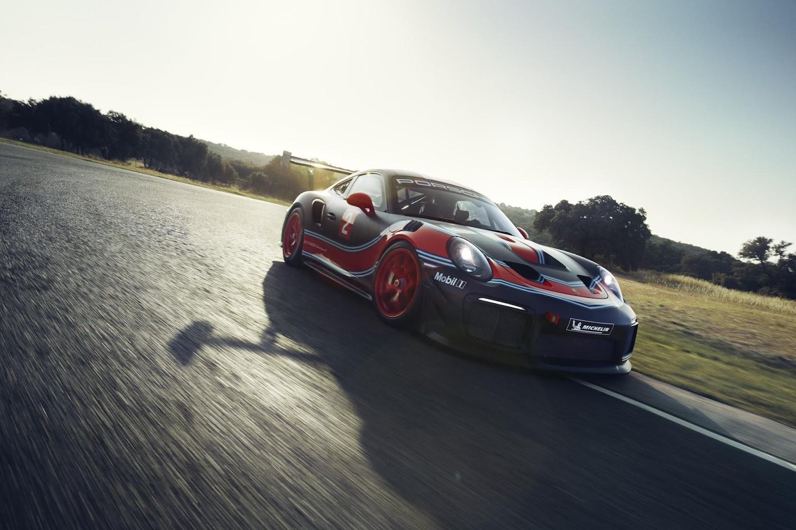 NEOMotor: Nace la octava generación del legendario Porsche 911