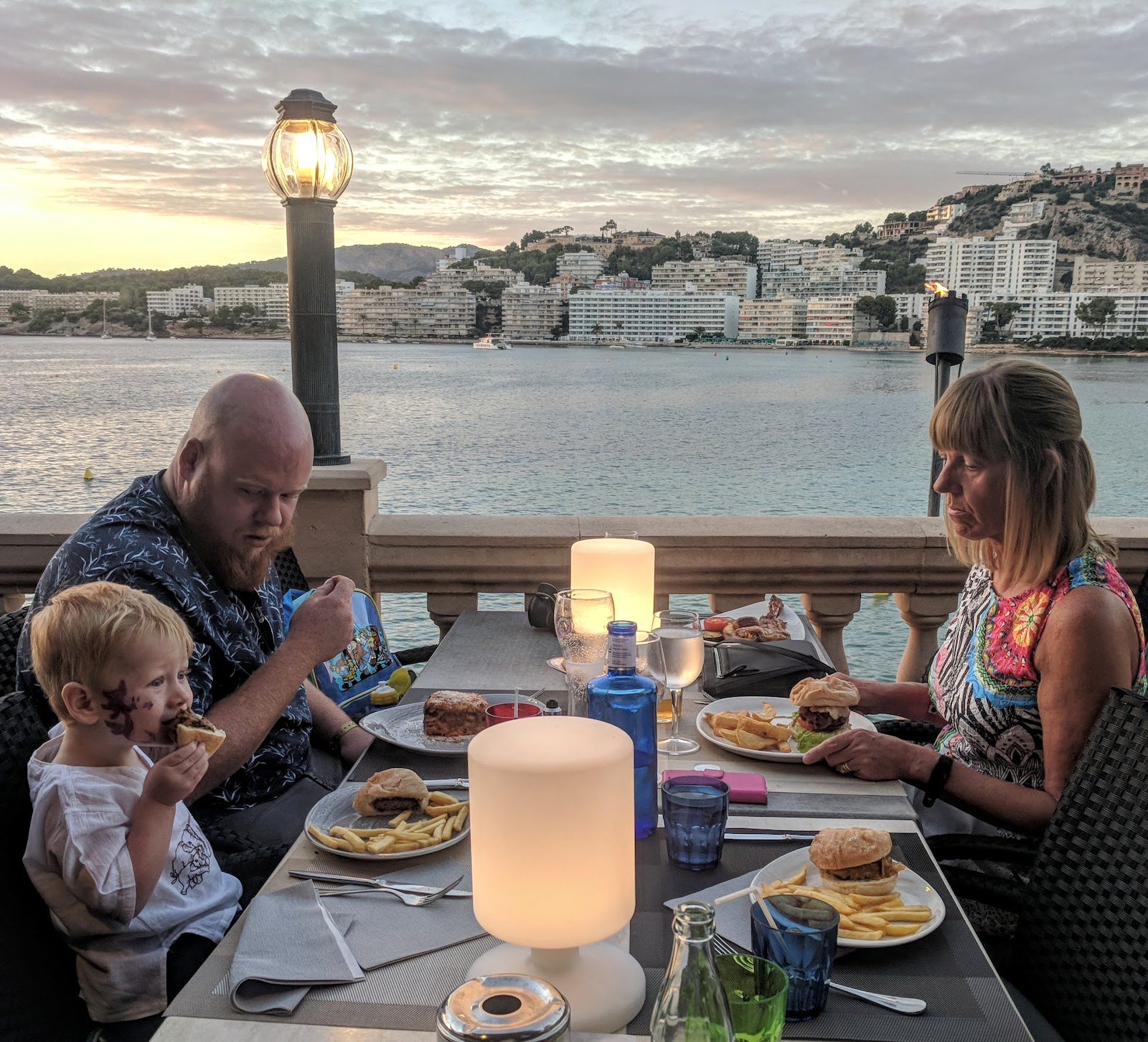 3 of our favourite child-friendly restaurants in Santa Ponsa