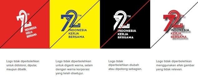 Larangan Aplikasi Logo