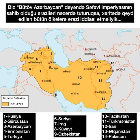 Bütöv Azərbaycan, yoxsa həqiqi islamla düşmənçilik?