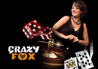 CrazyFox no deposit bonus