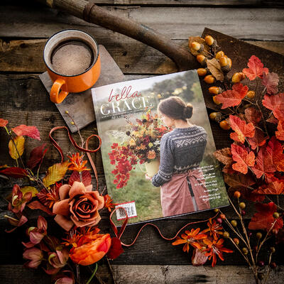 Bella Grace – The Magazine That Thinks It's a Book