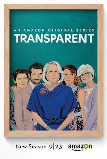 Transparent Season 3 poster