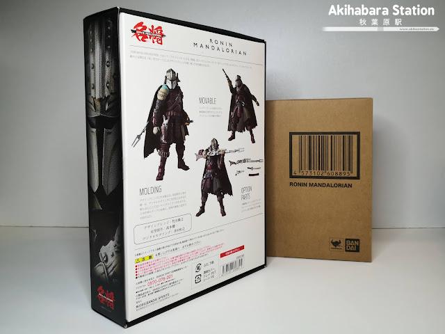 Review del Mei Sho Movie Realization Ronin Mandalorian - Tamashii Nations