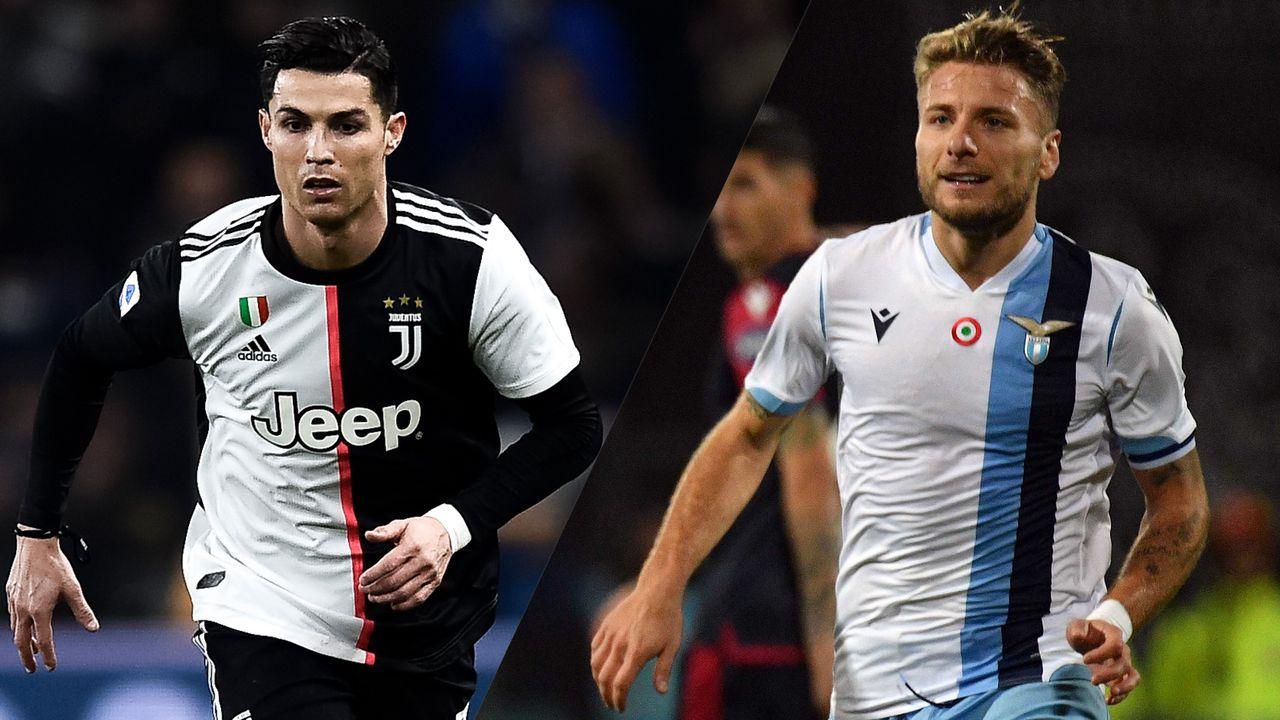 تشكيلة يوفنتوس ضد لاتسيو اليوم 2020/11/8 في قمة الدوري الإيطالي