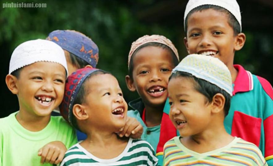 5 Perkara Penting dalam Islam yang Harus Diajarkan kepada Anak