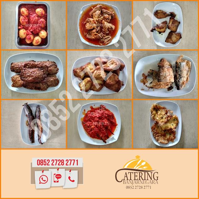 catering di banjarnegara, makanan minuman enak, 0852-2728-2771