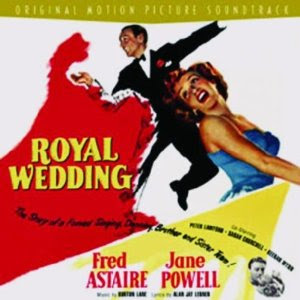 Royal Wedding 1951 movieloversreviews.filminspector.com poster
