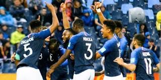 Франция – США U20 смотреть онлайн бесплатно 04 июня 2019 прямая трансляция в 18:30 МСК.