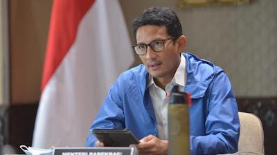 Elektabilitas Sandiaga Uno Disebut Semakin Kuat Tanpa Baliho