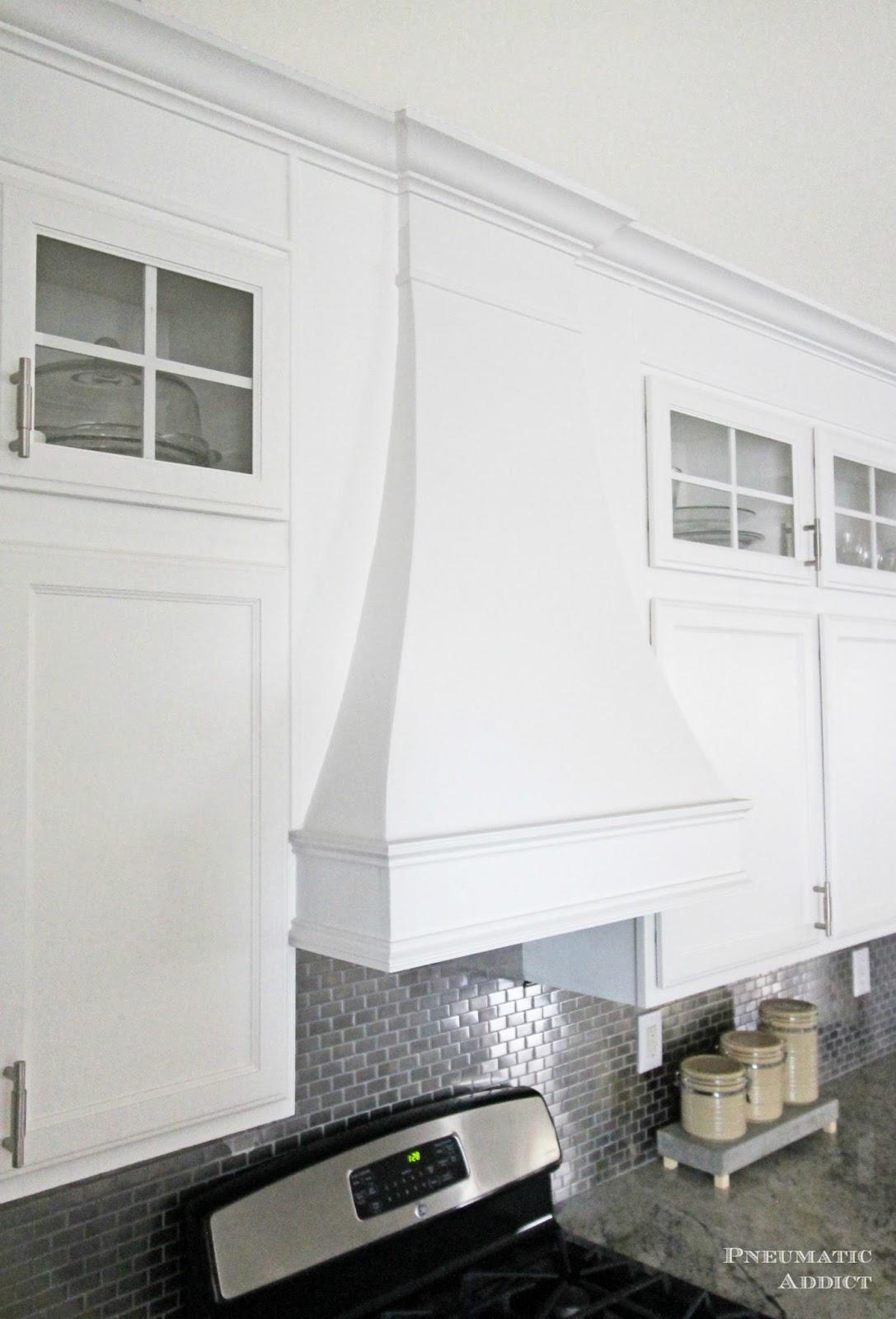 Diy Stacked Cabinet Kitchen Custom