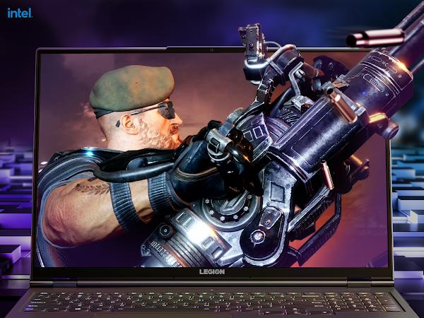 Apresentação dos Portáteis de Gaming Lenovo Legion Com os Novos Processadores Intel Core e do Monitor de Alta Atualização para Experiências Aperfeiçoadas de Esports