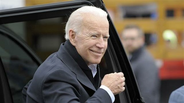 Former US Vice President Joe Biden launches 3rd presidential election campaign