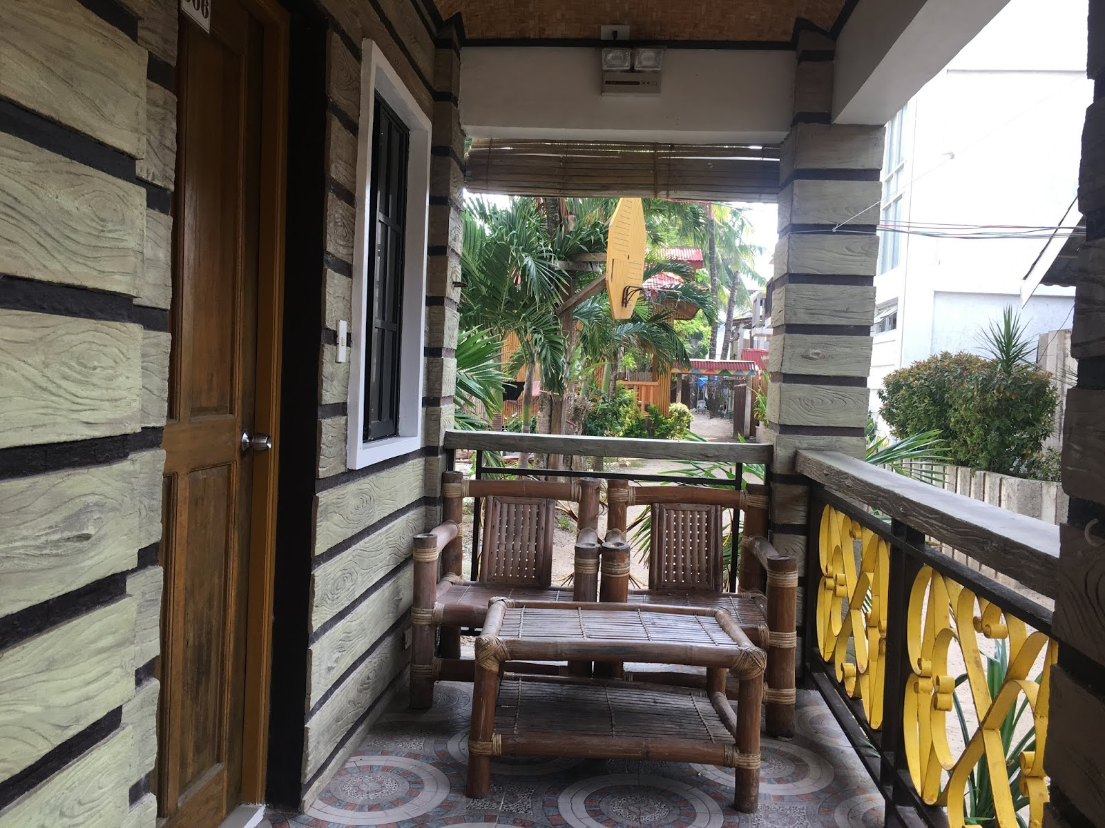villa de oro boracay veranda room