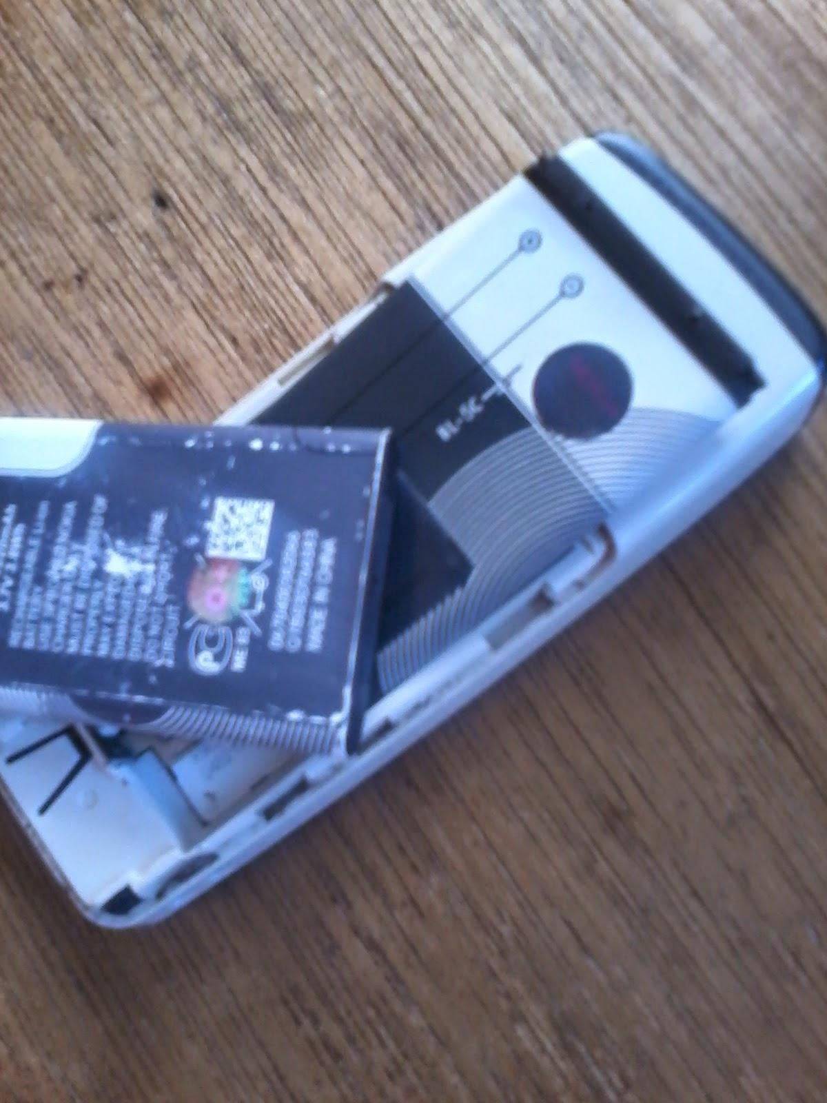 cara membuat batere handphone awet