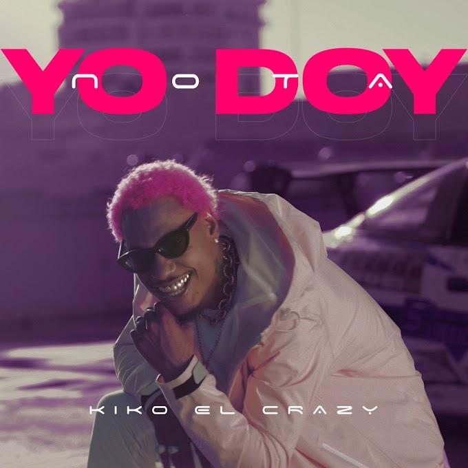 """Kiko El Crazy lanza """"Yo Doy Nota"""", su nuevo tema"""