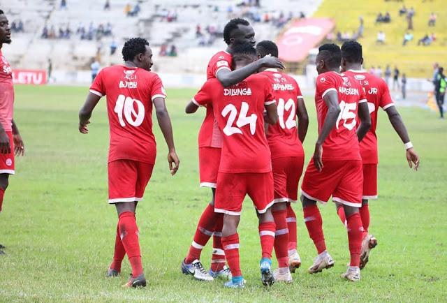Simba Yaipiga Mbao FC Ligi Kuu Bara.