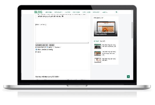 Công cụ chuyển đổi ký tự đặc biệt cho blogspot