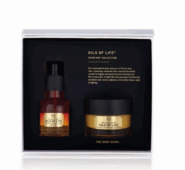 The Body Shop_Oils of Life Gift Set