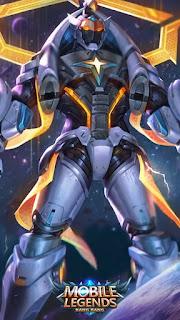 Gatotkaca Sentinel Heroes Tank of Skins V1
