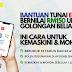 TERKINI: Kerajaan akan memperuntukkan Kredit E-Tunai untuk belia bernilai RM150 bermula 1 Jun. Ini cara untuk memohon