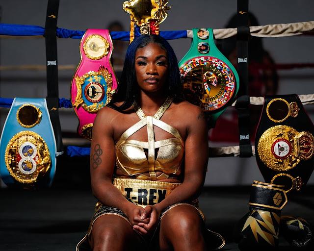 كليرسا شيلدز هل هي أعظم ملاكمة في جميع الأزمنة