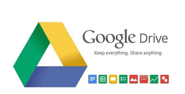 Cara Share Link Google Drive Lewat Aplikasi di Android Dengan Mudah