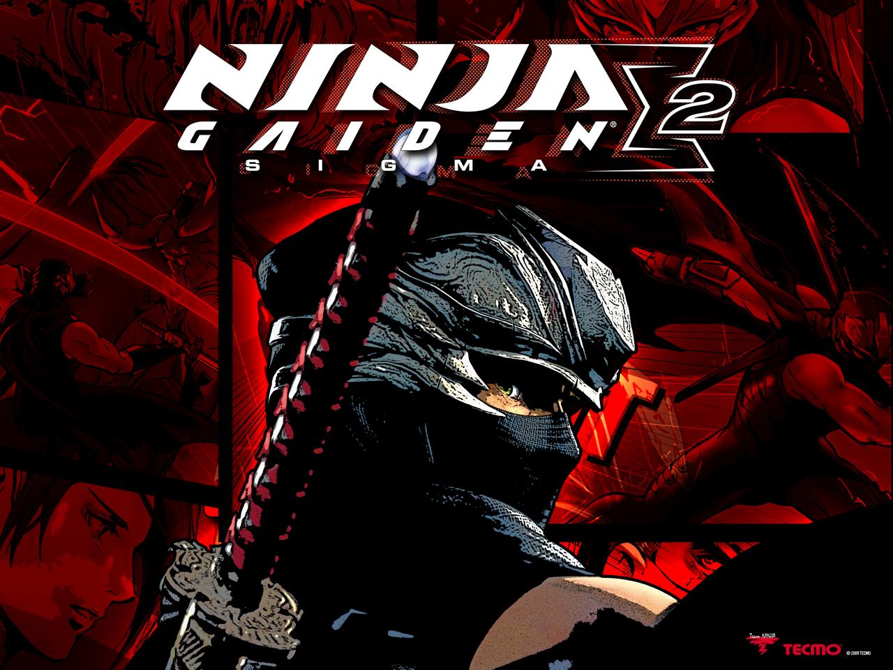 Ninja Gaiden Sigma 2 Wallpaper Waka 2