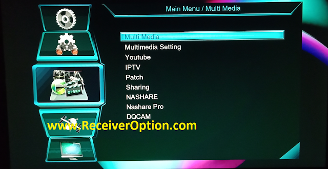 1506TV 512 4M MR X 555 NEW SOFTWARE WITH NASHARE PRO OPTION