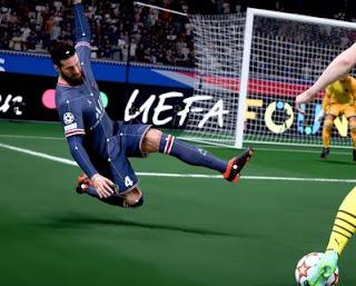 Low Driven Shot, Ground Shot, Chip Shot, Flair Shot, Finesse Shot,  FIFA 22, Moves, Keys