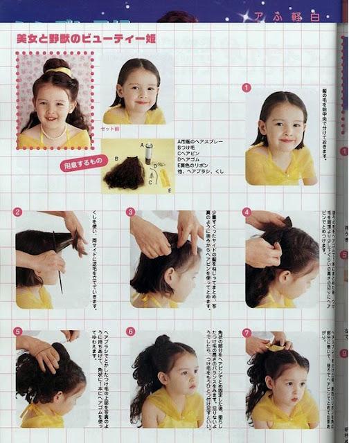 Cómo hacer el peinado de Bella para disfraz