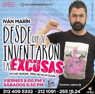 POS Desde que se inventaron las excusas por Ivan Marin