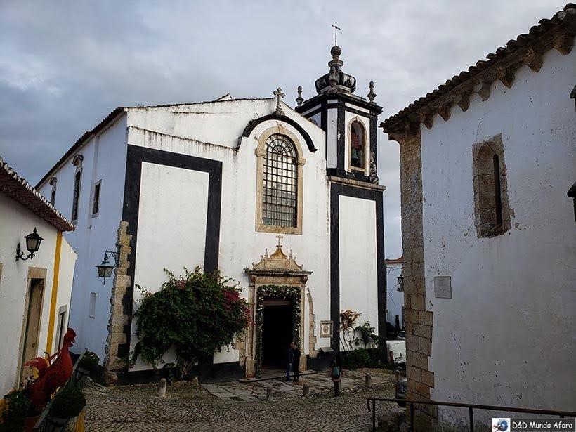 Igreja de São Pedro - O que fazer em Óbidos