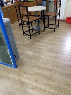 sàn nhụa giả gỗ
