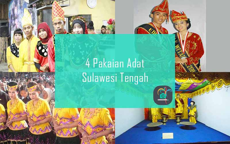 Inilah 4 Pakaian Adat Dari Provinsi Sulawesi Tengah