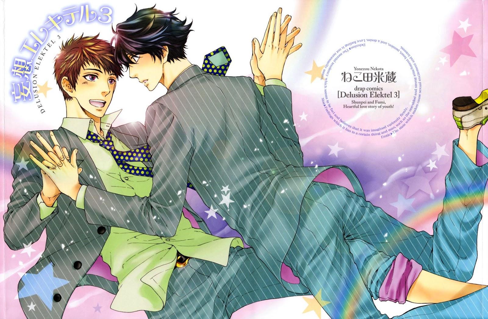 Cute Korean Gay Body Painting