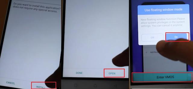 شرح تطبيق vmos كيفية تثبيت نظام أندرويد وهمي على هاتف الأندرويد بدون Root