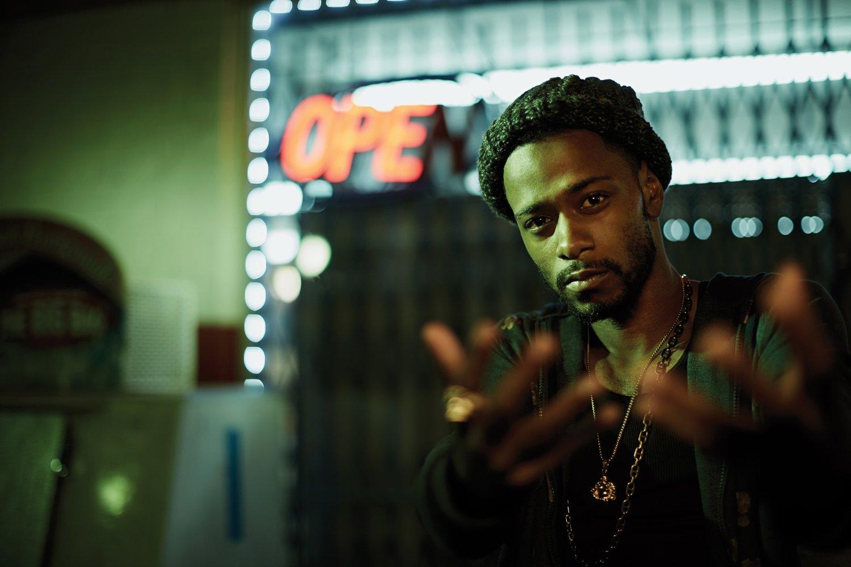 Darius, uno de los tres protagonistas de Atlanta