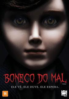 Boneco do Mal - BDRip Dual Áudio